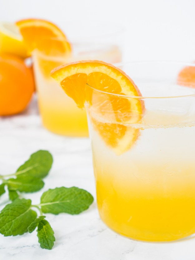 Citrus Mint Smash