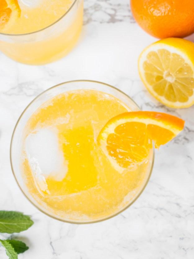 Citrus Mint Smash