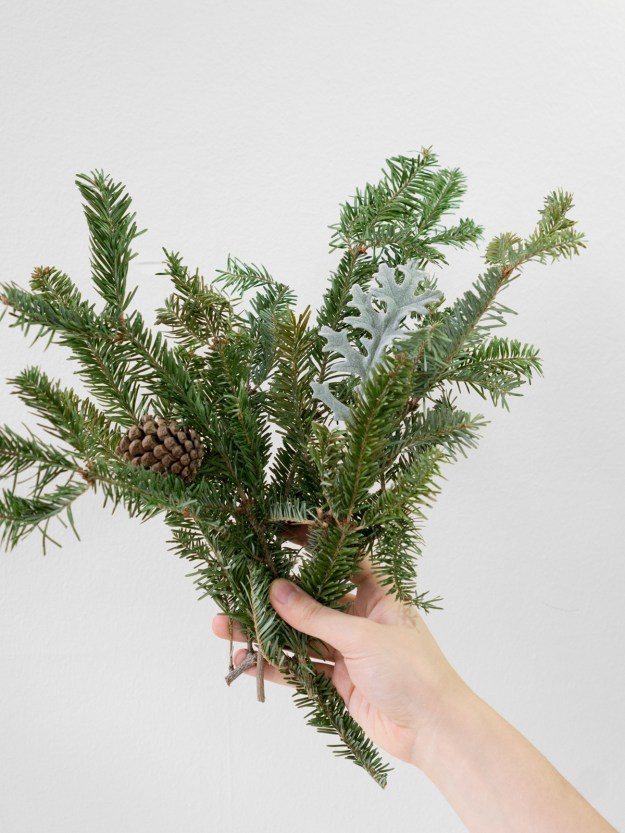 evergreen bouquet