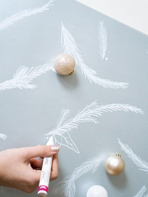holiday wall art