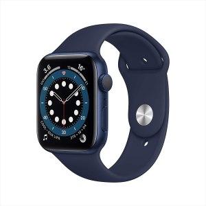 Apple Watch Series 6 - 44mm Blue Aluminium