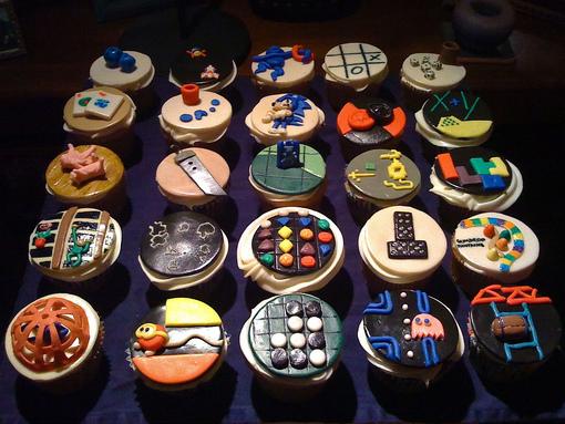 GeekFoodPorn Cupcakes! – C T R L G E E K P O D