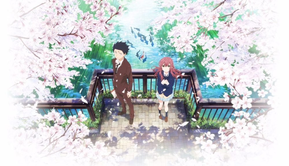 Geek It! Animation: A Silent Voice to hit Australian and NZ cinemas this April!