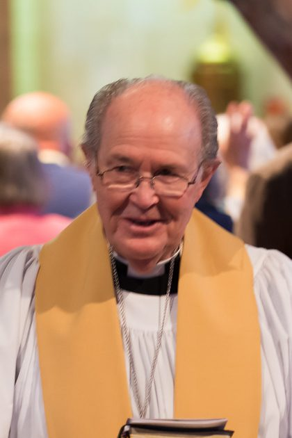 Father Ray Pendleton