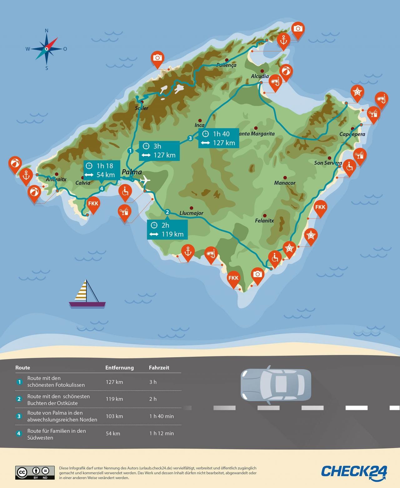 die 24 schonsten strande auf mallorca