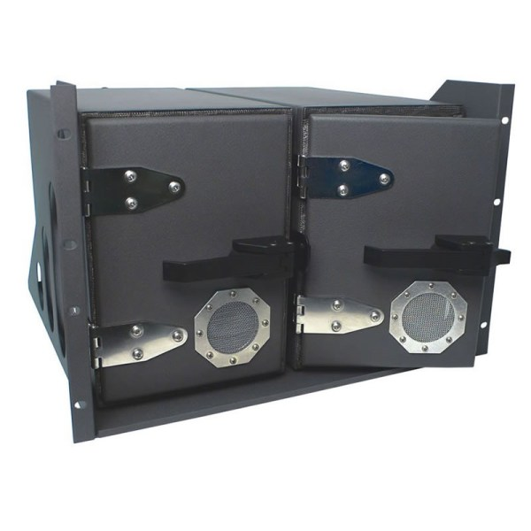 Ramsey STE-2902 RF SHielding Box Front Closed