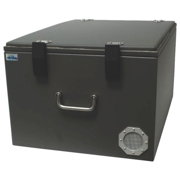 Ramsey STE-2600 RF Shielded Test Enclosure Front Closed