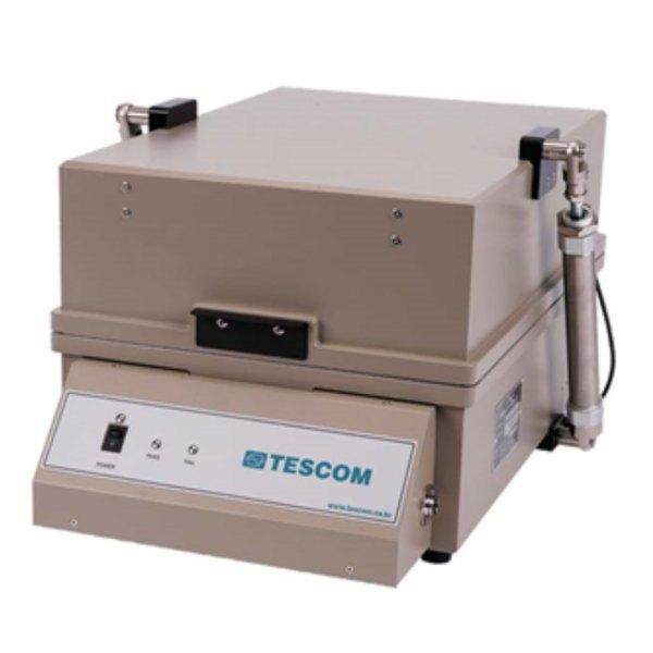 Tescom TC-5922AP Pneumatic Shield Box Front Closed