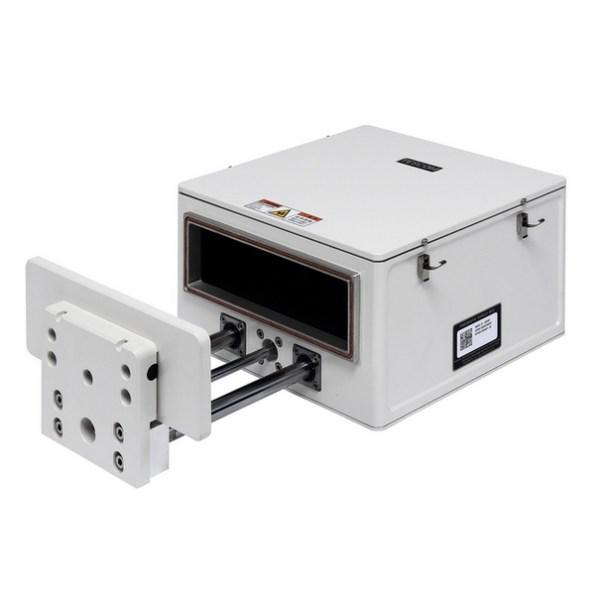 Tescom TC-5924Ap Pneumatic Shield Box Open Front