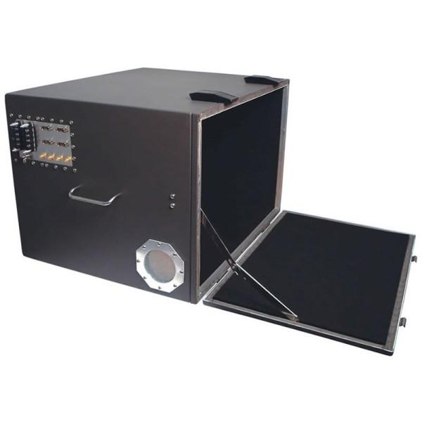 STE4400 RF Shielded Test Enclosure Side View Full Open
