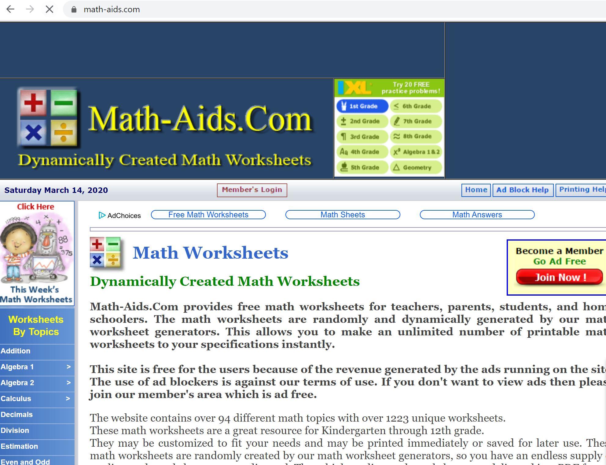 hight resolution of math aids   CTSPEDMATHDUDE
