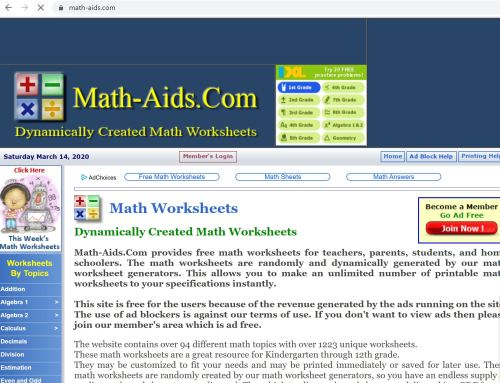 small resolution of math aids   CTSPEDMATHDUDE