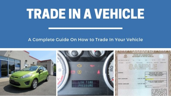 Trade In A Vehicle