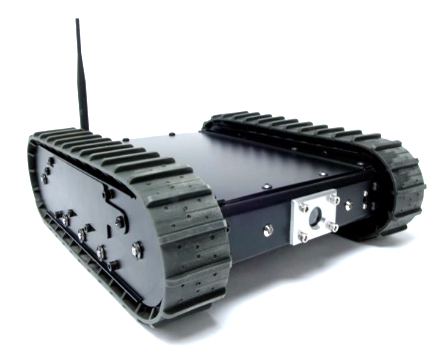 Surveillance and Inspection Tracked Robot (TS. SI)