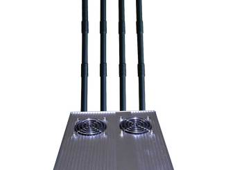 20W Powerful Desktop GPS 3G Mobile Phone Jammer