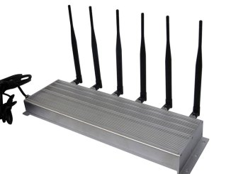 3G Cell phone & 315MHz 433MHz Jammer