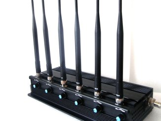 Cell Phone,WiFi,3G,UHF Jammer