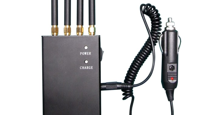 Mobile Phone Jammer for 4G