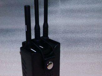 Remote Controls RF Jammer
