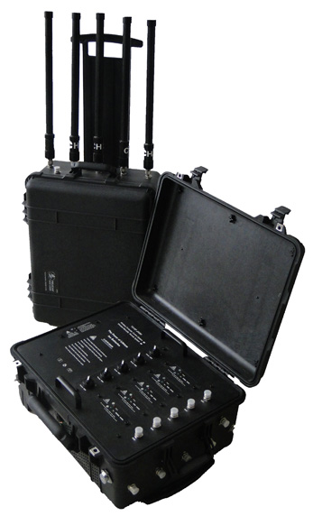 Wireless Anti-explosion Jammer