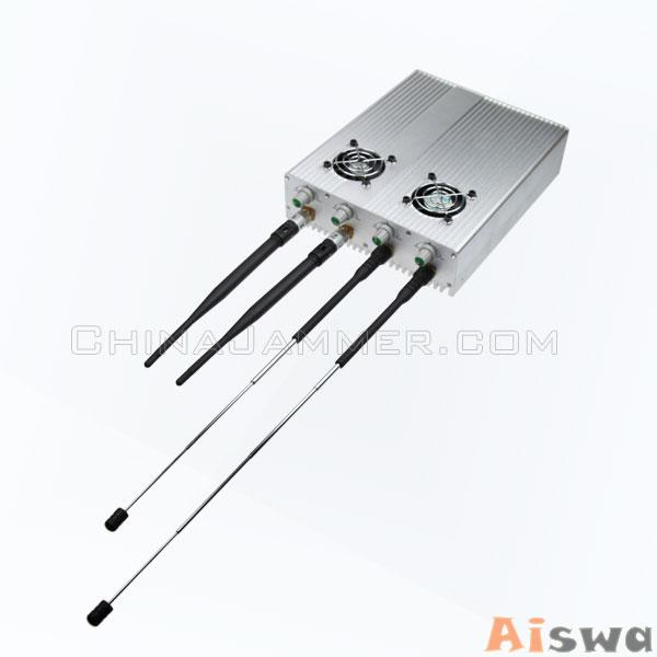 GMW18 – Fuerte 300MHz 800MHz Bloqueador 3