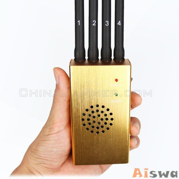 WBJ03 – Portatil bloqueador de Wifi Bluetooth celuar 2