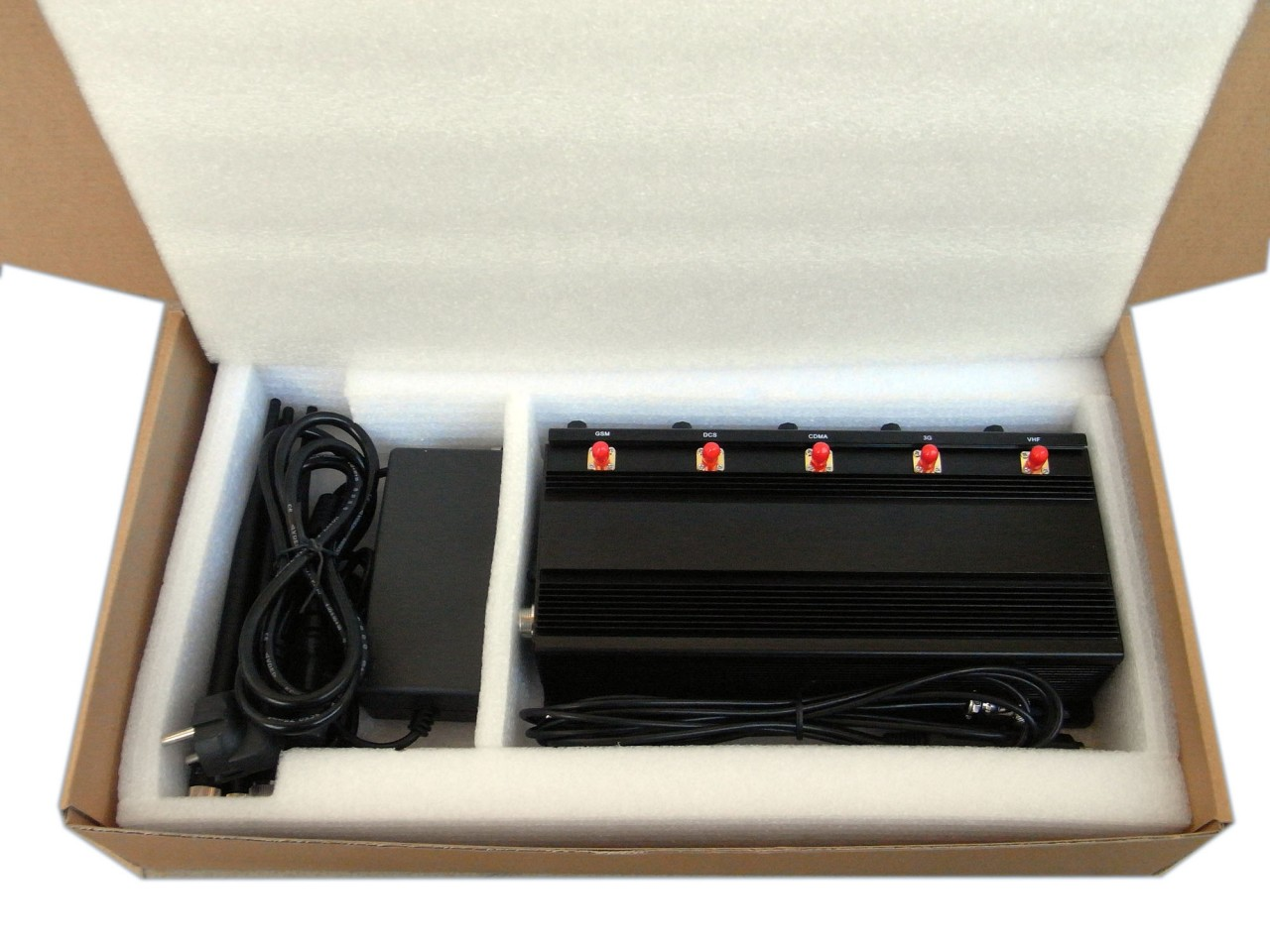 Powerful 5W All WiFi Signals Jammer 4