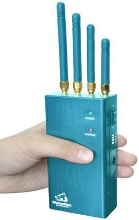 Портативный GPS подавитель сигнала СТS-Ai007916 1