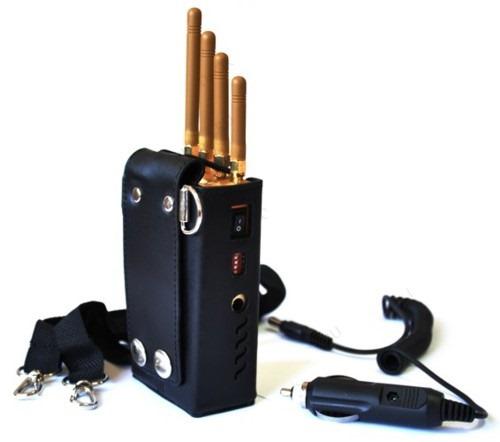 мощный Подавитель сотовых телефонов GSM, 3G,GPS Подавитель 4