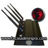 Bloqueador De UHF VHF 20 Watt 3
