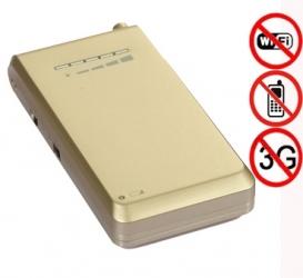 Карманный подавитель GSM, WI-FI и 3G (радиус действия до 15 метров)
