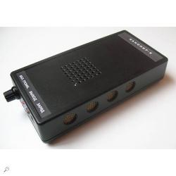Кобинированный блокиратор подслушивающих устройств и диктофонов Канонир 4К с 4 излучателями