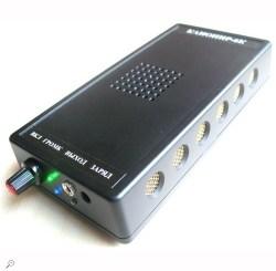 """Кобинированный блокиратор подслушивающих устройств и диктофонов """"Канонир 6К"""" с 6 излучателями"""