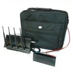 Мобильный подавитель сотовой связи GSM, 3G и GPS сигнала Scorpion 50SP