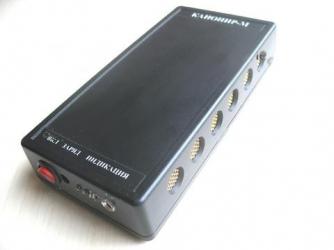 Надежный блокиратор записывающих устройств Канонир-М6