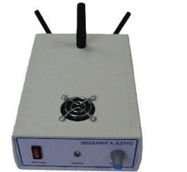 Подавитель / блокиратор радиосигнала сотовых телефонов повышенной мощности
