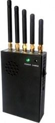 Подавитель 4G сигнала Black Wolf (радиус действия до 15 метров)