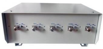 Подавитель GSM, 3G сигнала (радиус действия до 130 метров)
