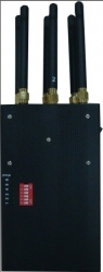 Подавитель GSM, 3G, Wi-Fi сигнала (радиус действия до 20 метров)