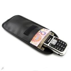 Чехол - блокиратор работы сотовых телефонов и всех сигналов GSM, 3G, 4G, GPS, ГЛОНАСС, CDMA