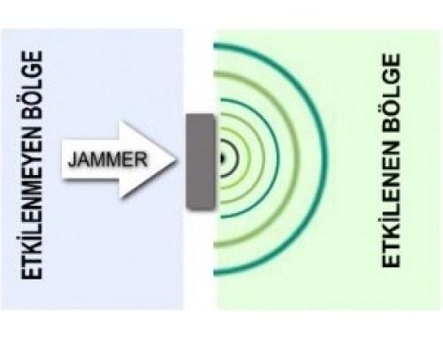 3G/4G Yönlü GSM Engelleme cellphone Jammer