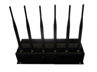 6 Antenli Full Band cellphone Jammer