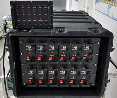 High Power 868W Fully Integrated Broad Band Jamming System5