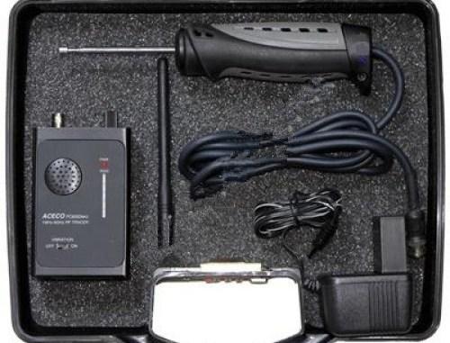 UHF VHF Jammer Analog Tesbit