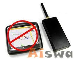 Bloqueador  Inhibidor portátil de GPS