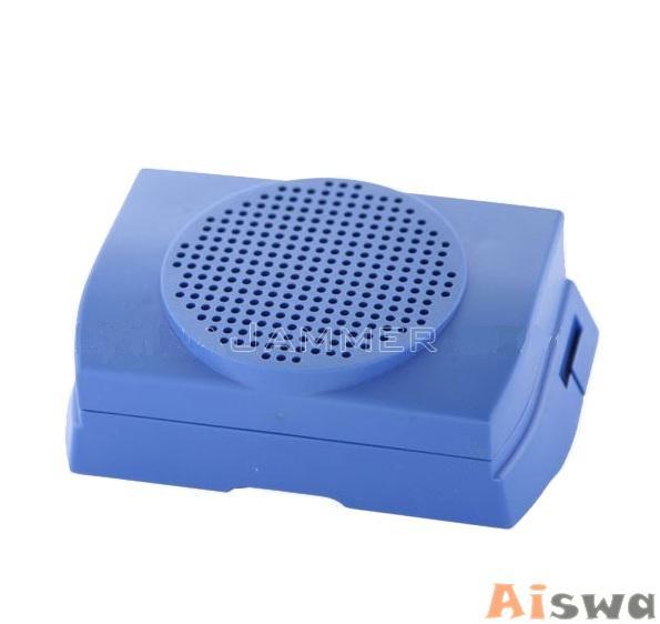 Bloqueador de escutas de voz e digitais