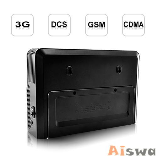 Disturbatore di frequenze per cellulari e GPS L1 con batteria interna 1