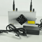 Adjustable WiFi Jammer with Built-in battery 2