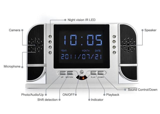 Alarm Clock Motion  2