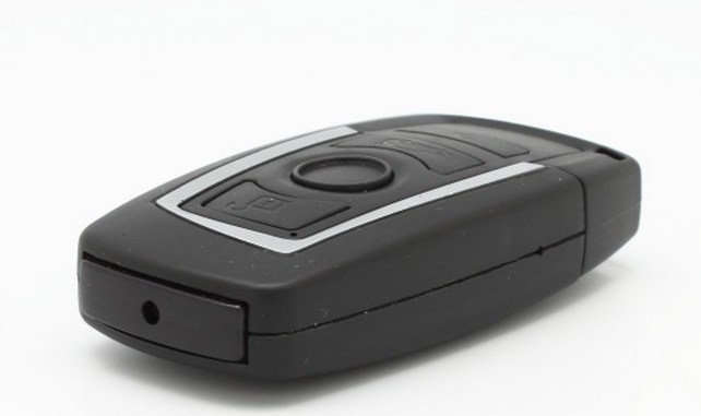 Car Key Camera DVR